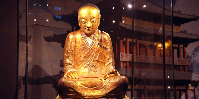 bouddha statue