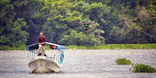 dronie alex chacon