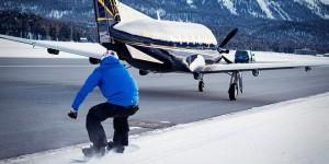 jamie barrow snowboard exploit avion
