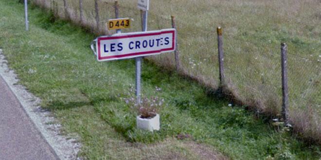les croutes ville wtf