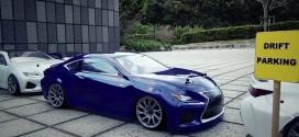 lexus Drift44 drifts