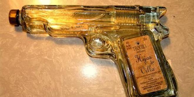 pistolet tequila