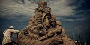 sable sculpture