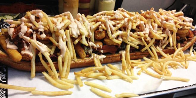 sandwich mitraillette belgique
