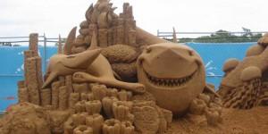 sculpture sable nemo