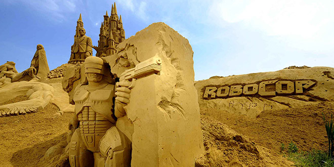 sculpture sculpture sable robocopsable robocop