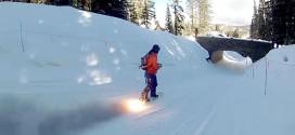 snowboard rocket fusee