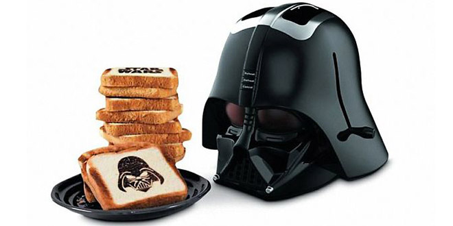 star wars grille pain