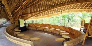 Elora Hardy ibuku bambou maison