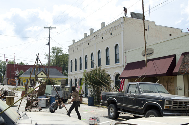 Grantville ebay Walking Dead 9