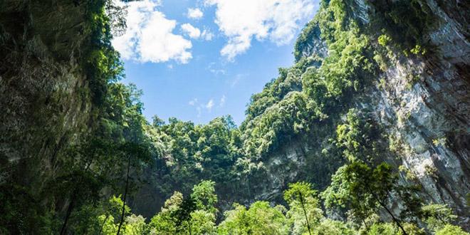 Hang Son Doong grotte Vietnam