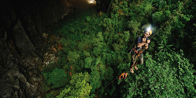 Hang Son Doong grotte Vietnam merveille