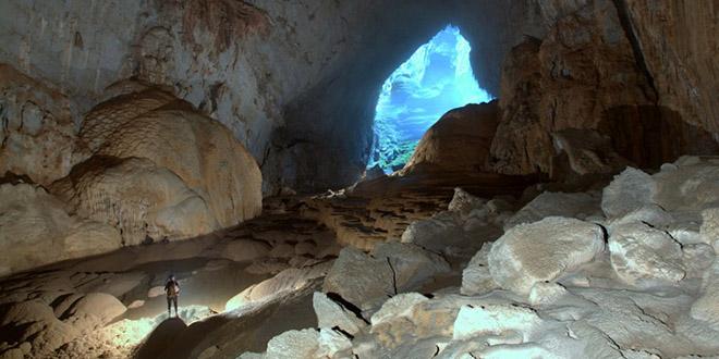 Hang Son Doong grotte Vietnam grande
