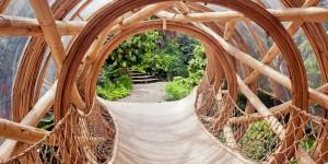 Ibuku bamboo maison original