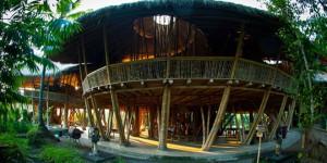 Ibuku bamboo maison villa original
