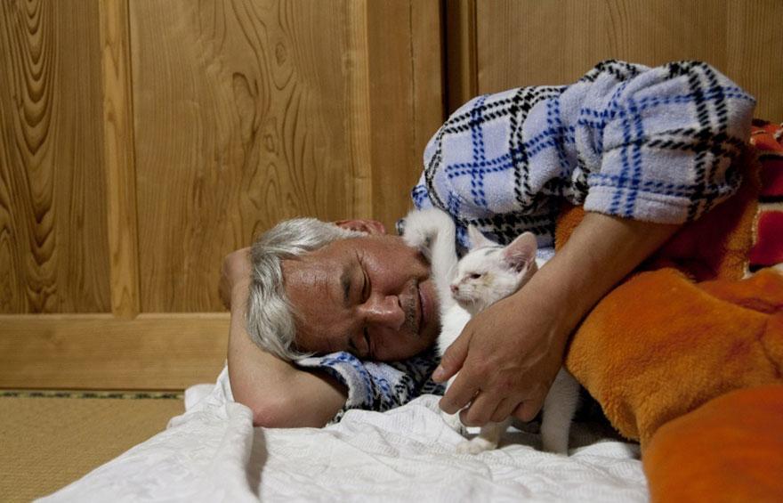 Naoto Matsumura fukushima fukushima dernier homme