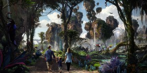Pandora parc The Land of Avatar