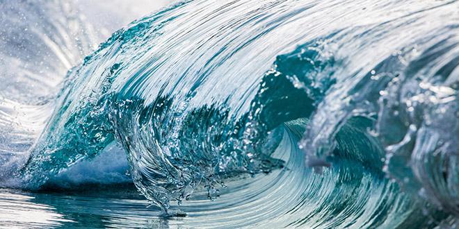 Pierre Carreau vague ocean