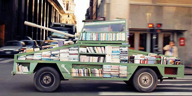 Raul Lemesoff argentine tank livres