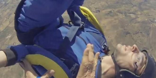 australien malaise chute saut parachute