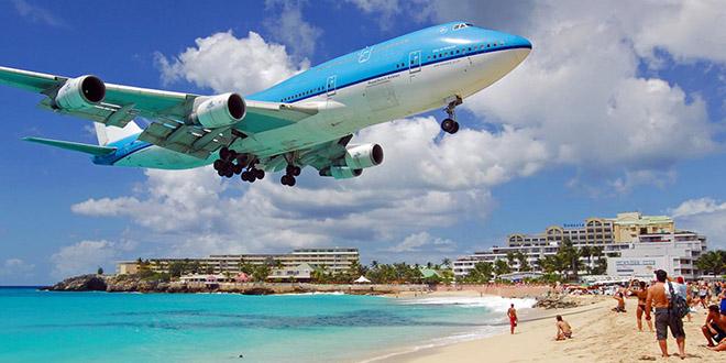 avion st martin atterrissage dangereux