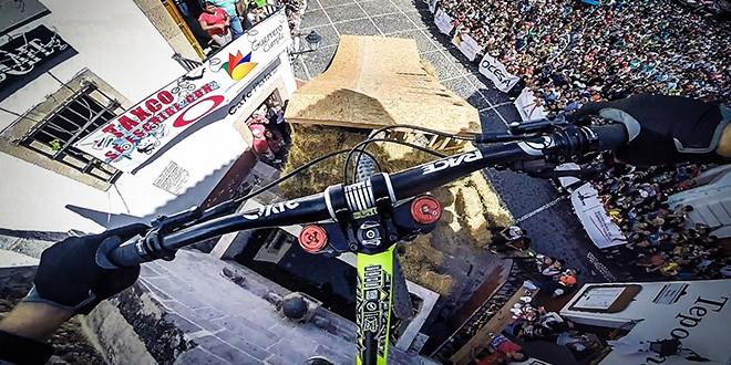 course vtt World Pinkbike Challenge remy gopro