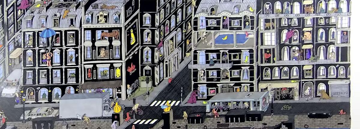 dessin-quartier-paris-couleur