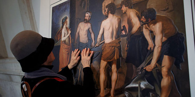 didu oeuvres 3d madrid aveugles musee peinture