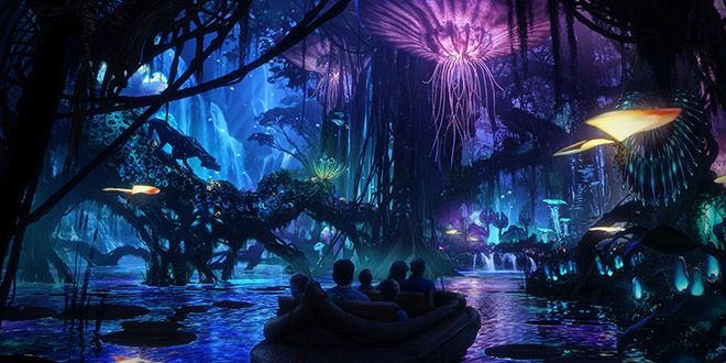 futur parc attractions film avatar