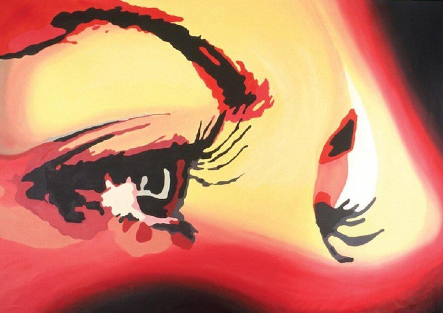 john bramblitt peinture aveugle