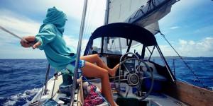 liz clarck voyage solo bateau swell