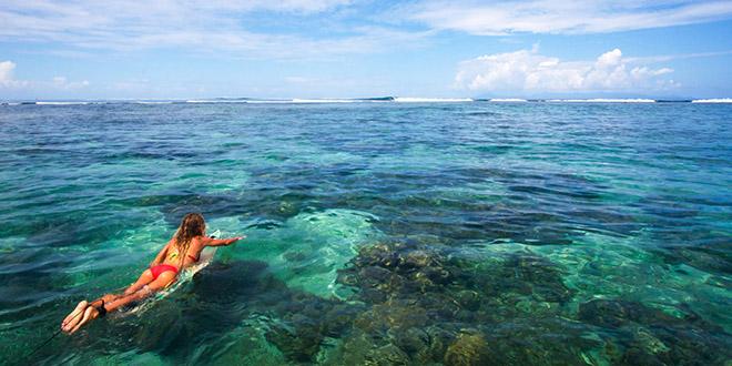 liz clark bateau tour du monde surf