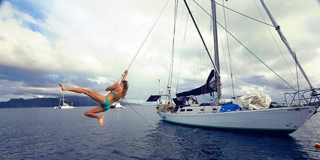 liz clark sur voyage swell voyage solo