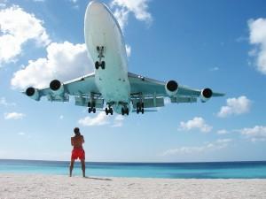 avion st martin atterrissage wtf