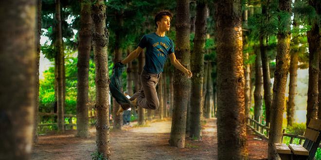 michael jou levitation bois