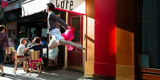 michael jou levitation cafe