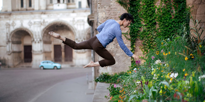 michael jou levitation jardin