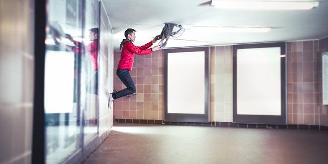 michael jou levitation plafond