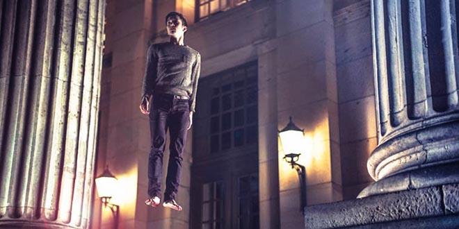 mickael jou photo levitation