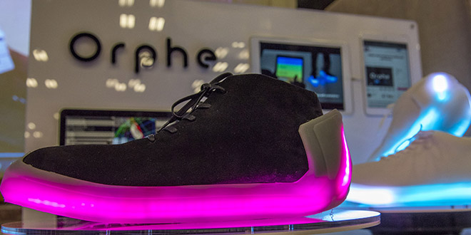 orphe shoes baskets led