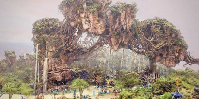 parc Pandora the Land of Avatar