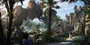 parc attractions Pandora The Land of Avatar