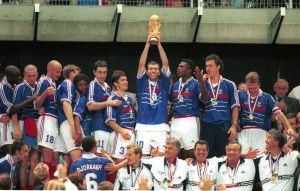 france 98 champs elysee