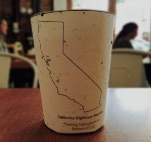 reduce reuse grow gobelet biodegradable
