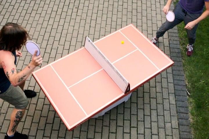 tennino table ping pong