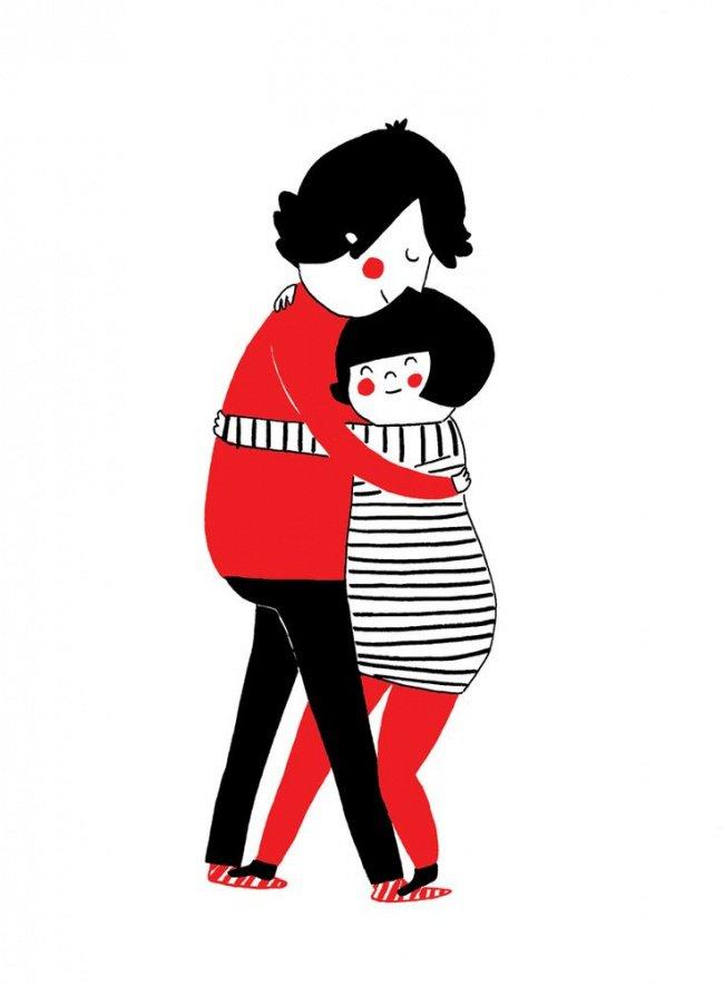 illustrations-gestes-en-amour-que-tous-les-couples-font