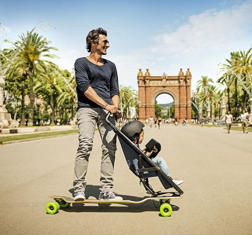 La-poussette-skateboard-qui-va-vous-faire-adorer-les-promenades-en-famille