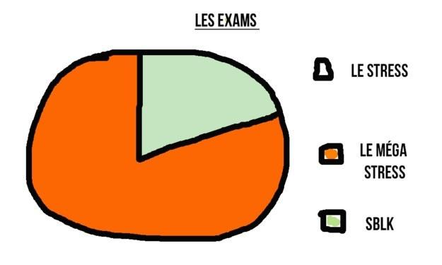 infographie vie étudiante