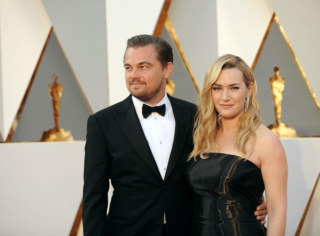 Kate-Winslet-et-Leonardo-DiCaprio-lors-de-la-ceremonie-des-Oscars-le-28-fevrier-2016_exact1024x768_l