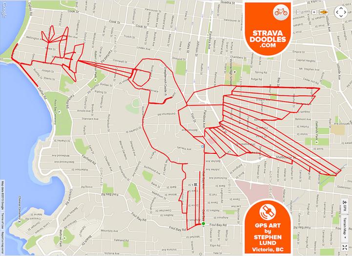 artiste-realise-dessins-connus-sur-son-gps-en-faisant-du-vélo